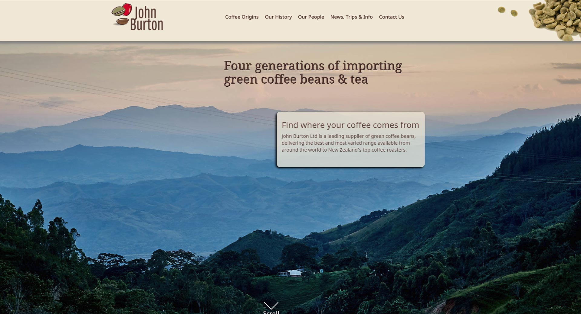 John Burton Ltd - johnburton.co.nz